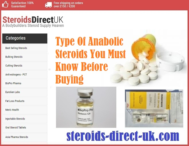 steroidsdirectuk [licensed for non-commercial use only] / type-of